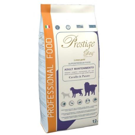 PRESTIGE DOG Monoprotein - Adult MAINTENANCE HORSE & POTATOES 26/14